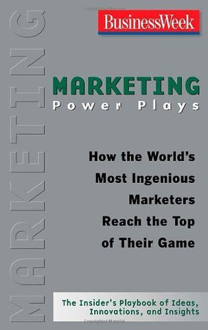 Buy Marketing Power Plays [Dec 07, 2006] BusinessWeek online for USD 20.04 at alldesineeds
