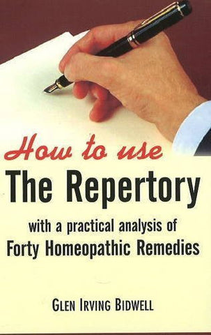 Buy How to Use the Repertory: with a Practical Analysis of Forty Homeopathic Remedies online for USD 8.4 at alldesineeds