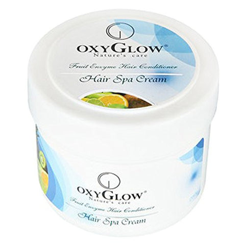 2 Pack Oxyglow Nature's Care Hair Spa Cream, 250gms each - alldesineeds