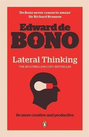 Buy Lateral Thinking [Paperback] [Mar 02, 2010] De, Bono Edward online for USD 18.9 at alldesineeds