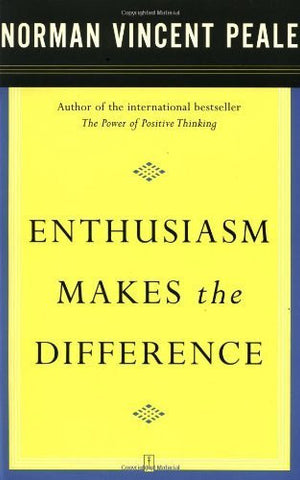 Buy Enthusiasm Makes the Difference [Paperback] [Mar 12, 2003] Peale, Dr. Norman online for USD 18.77 at alldesineeds