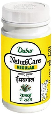 2 X Dabur Nature Care Isabgol - 375 gms each - alldesineeds