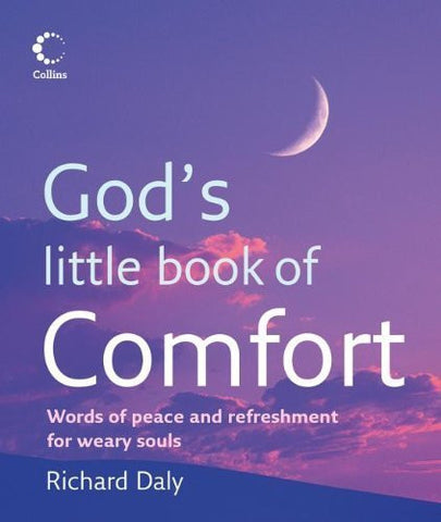 Buy God's Little Book of Comfort: Words to Soothe and Reassure in Troubled Times online for USD 15.08 at alldesineeds