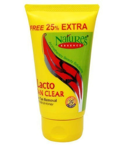 Buy 3 Pack Nature's Essence Lacto Tan Clear 40 Gms (Total 120 gms) online for USD 21.5 at alldesineeds