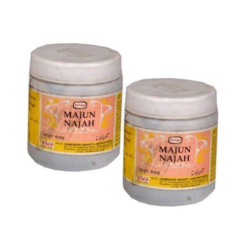 2 X LOT Hamdard Majun Najah (125 grams) - alldesineeds
