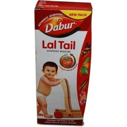 Buy Dabur Lal Tail 200 ml online for USD 10.29 at alldesineeds