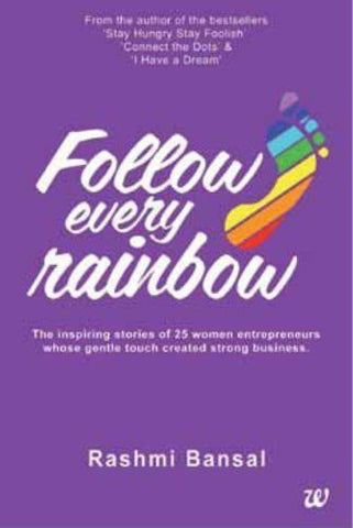 Buy Follow Every Rainbow [Paperback] [Mar 04, 2013] Rashmi Bansal online for USD 20.51 at alldesineeds