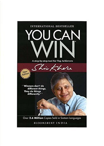Buy You Can Win: A step by step tool for top achievers [Paperback] [May 22, 2014] online for USD 17.35 at alldesineeds