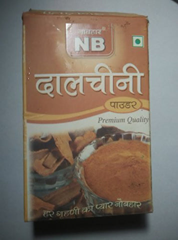 Buy 7 Pack NB Cinnamon powder 50 gms each (Total 350 gms) online for USD 22.57 at alldesineeds