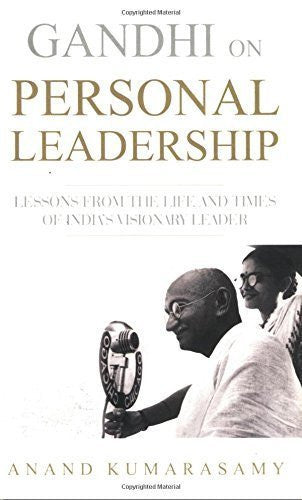 Buy Gandhi on Personal Leadership [Paperback] [Dec 30, 2007] Kumarasan, Anand online for USD 19.34 at alldesineeds
