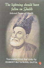 Buy The Lightning Should Have Fallen on Ghalib [Paperback] [Jul 28, 2002] Thapar, online for USD 16.9 at alldesineeds