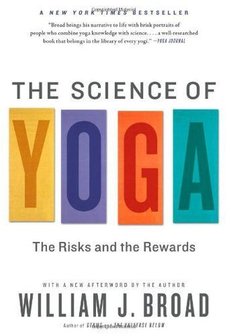 Buy The Science of Yoga: The Risks and the Rewards [Paperback] [Dec 25, 2012] online for USD 19.65 at alldesineeds