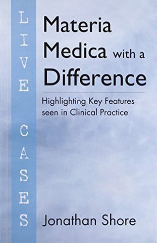Buy Materia Medica With A Difference [Mar 01, 2010] Johnathan Shore online for USD 17.22 at alldesineeds