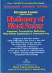 Buy Dictionary Of Word Power [Paperback] NORMAN LEWIS online for USD 25.4 at alldesineeds