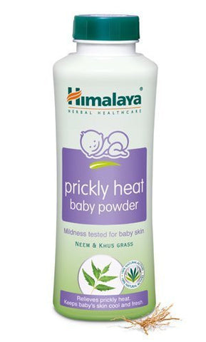 3 X Himalaya Prickly Heat Baby Powder - 100gm (Pack of 3) - alldesineeds