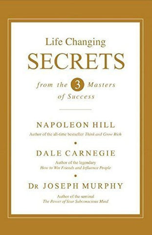 Buy Life Changing Secrets from the 3 Masters of Success [Paperback] [Jan 01, 2013 online for USD 22.03 at alldesineeds