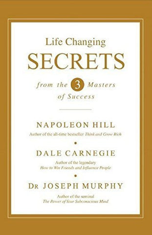 Buy Life Changing Secrets from the 3 Masters of Success [Paperback] [Jan 01, 2013 online for USD 20.84 at alldesineeds