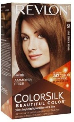 Buy Revlon Colorsilk With 3D Technology Hair Color(5G Light Golden Brown) online for USD 14.29 at alldesineeds