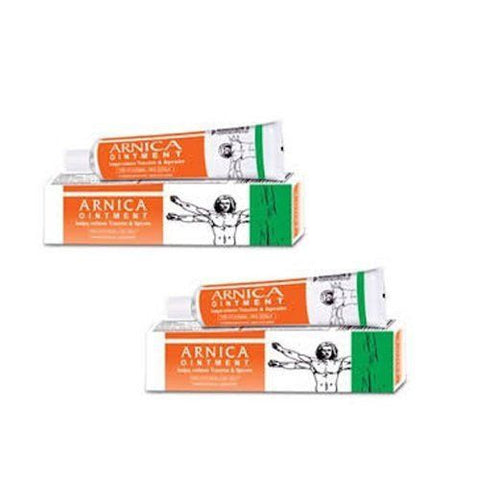 Bakson's Homeopathy - Arnica Ointment Bed sores and haematoma 1X25 Grams - alldesineeds