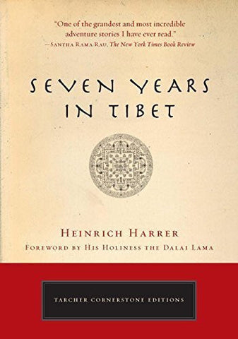 Buy Seven Years in Tibet [Paperback] [Aug 20, 2009] Heinrich Harrer online for USD 24.51 at alldesineeds