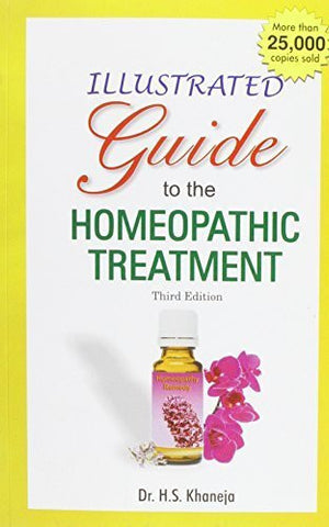 Buy Illustrated Guide to the Homeopathic Treatment [Paperback] [Apr 01, 2008] online for USD 25.34 at alldesineeds