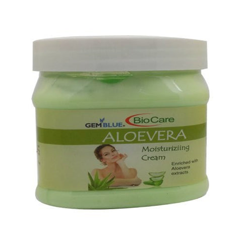 Buy BioCare GemBlue Aloevera Moisturizing 500ml online for USD 17.8 at alldesineeds