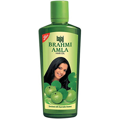 Buy Bajaj Brahmi Amla Hair Oil 100 ml set of 2 (200 ml) online for USD 13.37 at alldesineeds