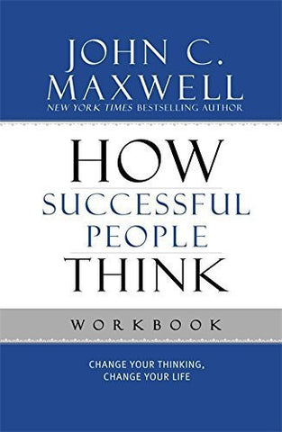 Buy How Successful People Think Workbook [Paperback] [Jun 02, 2011] Maxwell, John C. online for USD 18.23 at alldesineeds