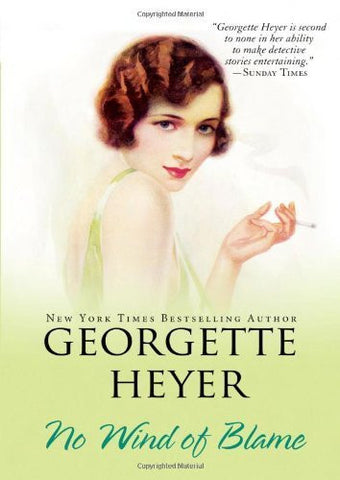 Buy No Wind of Blame [Paperback] [Sep 01, 2009] Heyer, Georgette online for USD 22.87 at alldesineeds