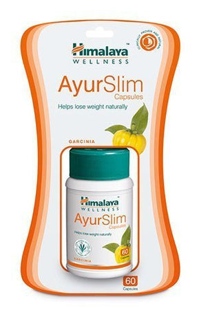 Himalaya Ayurslim 60 Capsules X 3 (Pack of 3) - alldesineeds