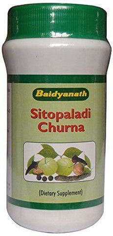 Baidyanath Sitopaladi Churna 60gm - alldesineeds