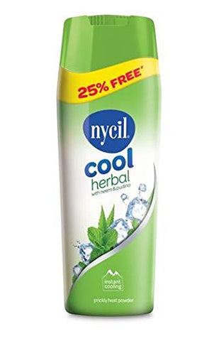 Buy Nycil Cool Herbal with Neem and Pudina Prickly Heat Powder online for USD 14.41 at alldesineeds