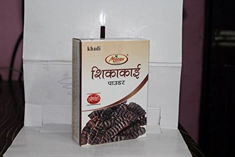 Khadi Organic Shikakai Powder 300 gms - alldesineeds