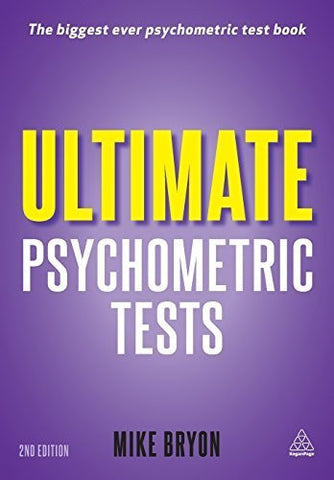 Buy Ultimate Psychometric Tests: Over 1000 Verbal, Numerical, Diagrammatic online for USD 22.49 at alldesineeds