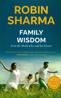 Buy Family Wisdom from the Monk Who Sold His Ferrari: Nurturing the Leader Within online for USD 16.85 at alldesineeds
