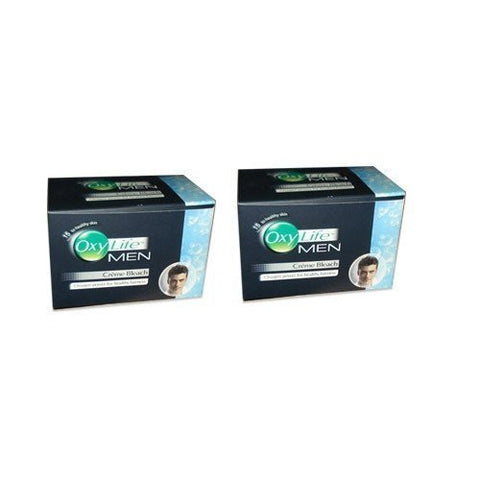 2 x Dabur Oxy Life Men Bleach - (2 x 150g)