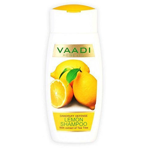 2 Pack Dandruff Defense LEMON SHAMPOO 350 ml each - alldesineeds