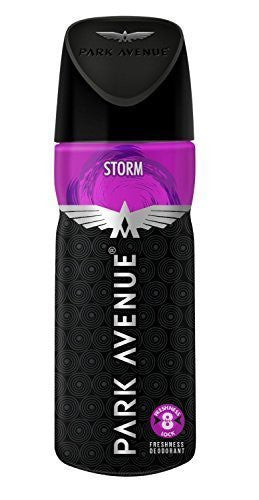 Buy 2 x Park Avenue Storm Body Deodorant for Men, 100gm/130ml each online for USD 17.83 at alldesineeds