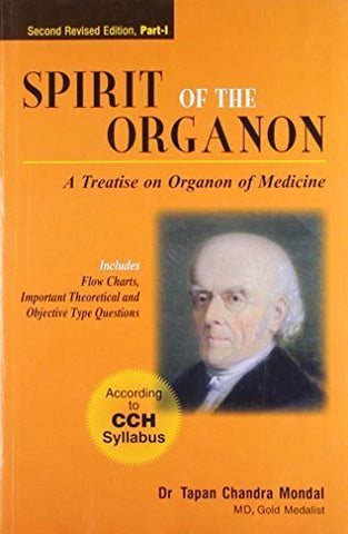 Buy Spirit of the Organon, 3rd Rev. Ed. - Vol.1 (Includes Flow Charts, Important online for USD 17.22 at alldesineeds
