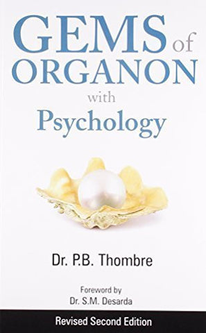 Buy Gems of Organon with Psychology (with a Chapter on Psychology) Rev. Second online for USD 21.58 at alldesineeds