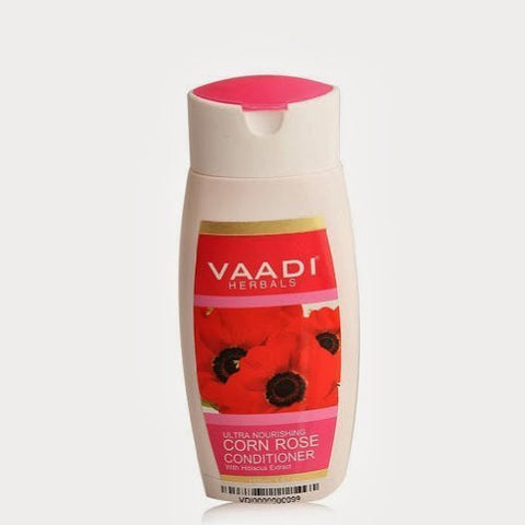 Buy Vaadi Herbals Hair Conditioner Corn Rose 3x110ml online for USD 17.81 at alldesineeds