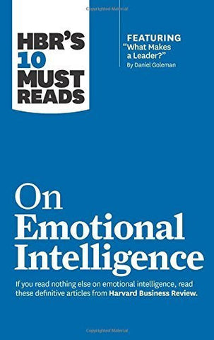 "Buy HBR's 10 Must Reads on Emotional Intelligence (with featured article ""What online for USD 20.84 at alldesineeds"