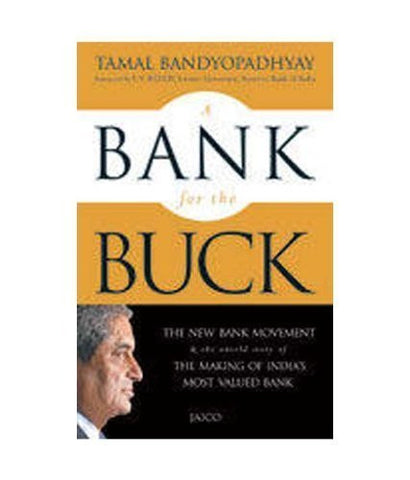 Buy A Bank for the Buck: The Story of HDFC Bank [Nov 01, 2012] Bandyopadhyay, Tamal online for USD 22.76 at alldesineeds