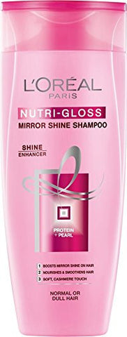 L'Oreal Paris Hair Expertise Nutrigloss Shampoo, 175ml