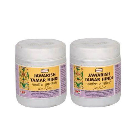 2 x Hamdard Jawarish Tamar Hindi (125 Grams) - alldesineeds