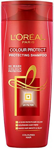 Buy L'Oreal Paris Colour Protect Protecting Shampoo, 175ml online for USD 9.68 at alldesineeds
