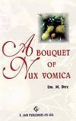Buy A Bouquet of Nux Vomica [Paperback] [Jun 30, 2002] Dey, M. online for USD 13.36 at alldesineeds