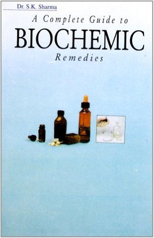 Buy A Complete Guide to Biochemic Remedies [Jun 01, 1998] Sharma, Dr. S. K. online for USD 14.57 at alldesineeds