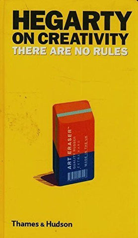 Buy Hegarty On Creativity: There Are No Rules [Hardcover] [Apr 22, 2014] John online for USD 19.76 at alldesineeds