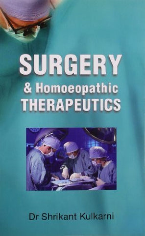 Buy Surgery Therapeutics [Paperback] [Jun 30, 2001] Kulkarni, Shrikant online for USD 14.34 at alldesineeds